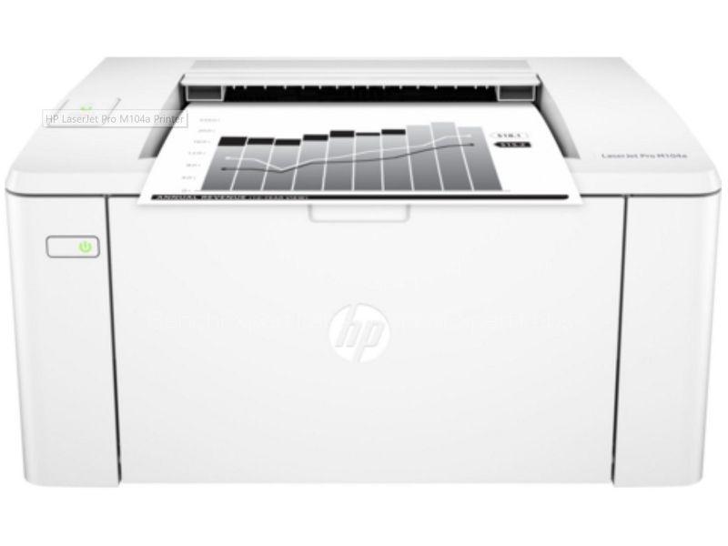 HP LaserJet Pro M104a