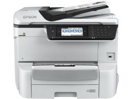 EPSON WorkForce Pro WF-C8610DWF photo 1