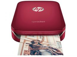 HP Sprocket photo 1