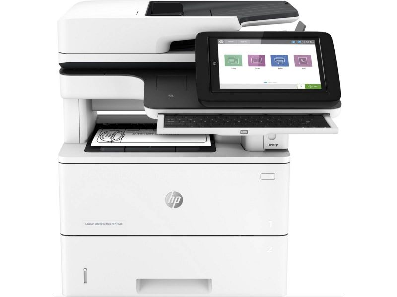 HP LaserJet Enterprise Flow M528z