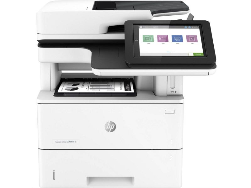 HP LaserJet M528f Enterprise