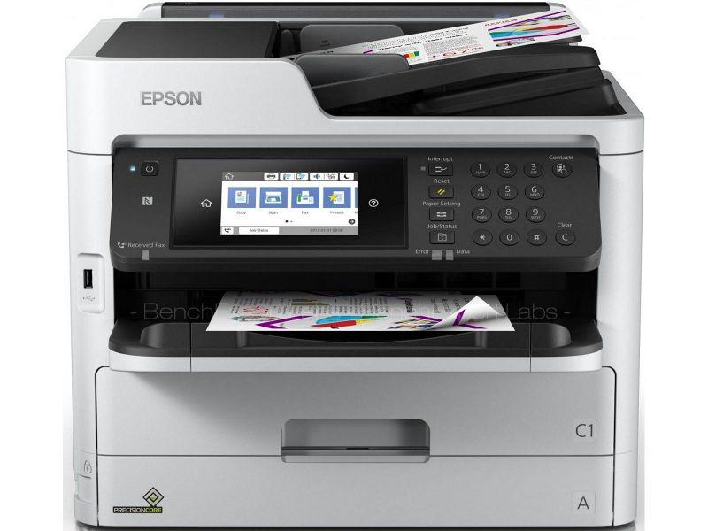 Epson WorkForce Pro WF-C5710DWF POWER PDF