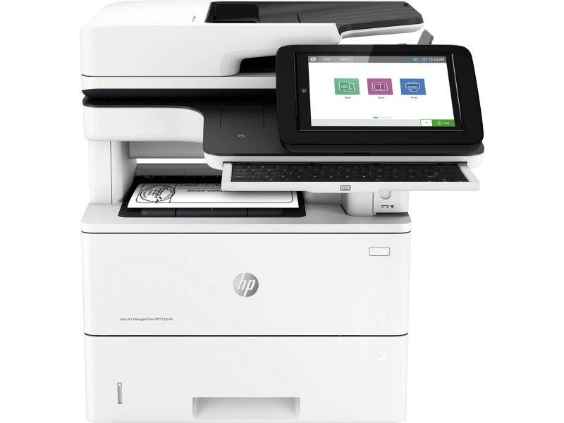 HP LaserJet Managed Flow MFP E52645c