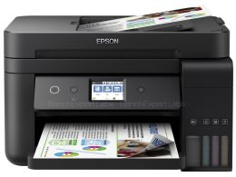 EPSON EcoTank ET-4750 Unlimited photo 1