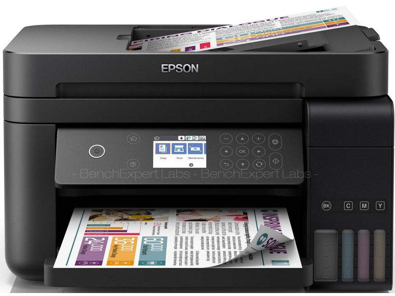 EPSON EcoTank ET-3750 Unlimited