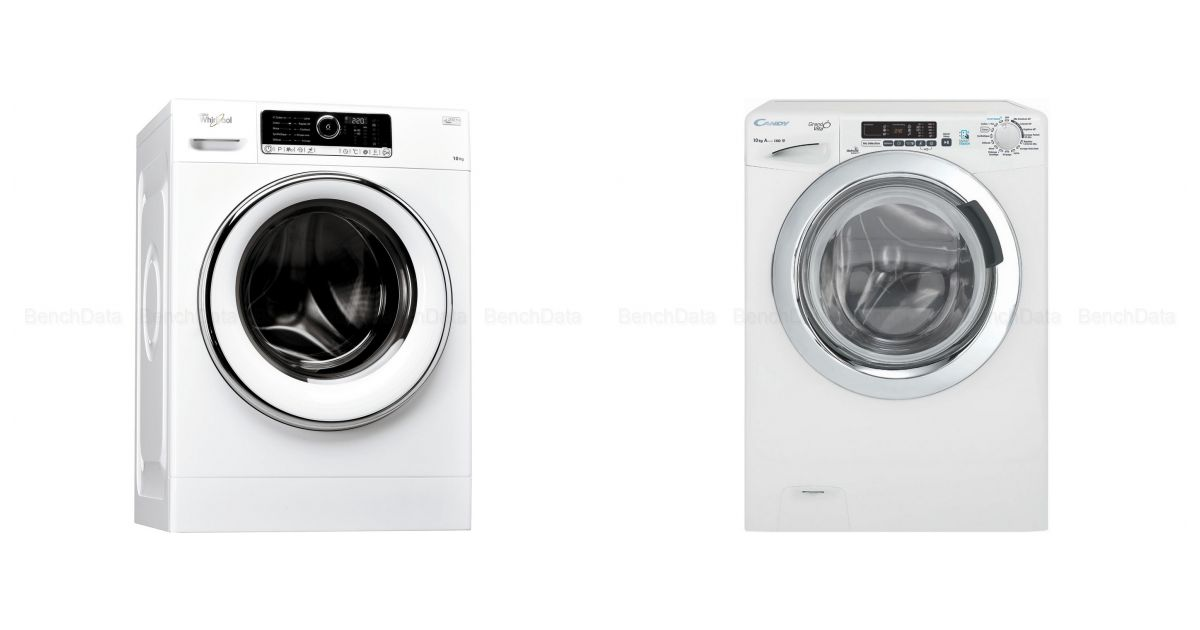 comparatif whirlpool fscr10427 vs zerowatt oz130t 1 s lave linge. Black Bedroom Furniture Sets. Home Design Ideas