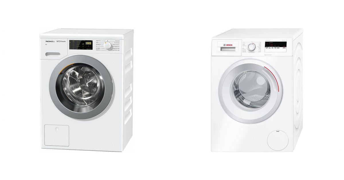 comparatif miele wdb020 vs whirlpool awe6211 lave linge. Black Bedroom Furniture Sets. Home Design Ideas
