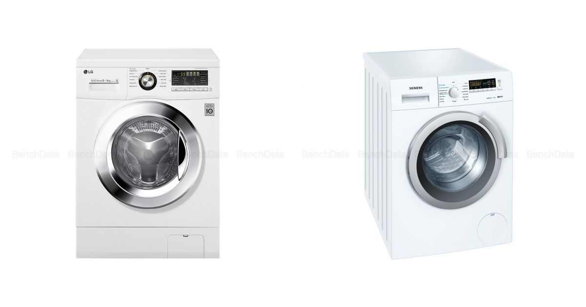 comparatif lg f1496adp3 vs lave linge. Black Bedroom Furniture Sets. Home Design Ideas