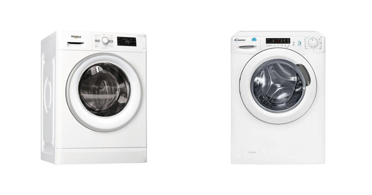 comparatif whirlpool fwg91484ws fr vs candy cs 13102d3 1 lave linge. Black Bedroom Furniture Sets. Home Design Ideas