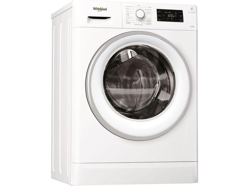 Whirlpool FWDG86148WS FR