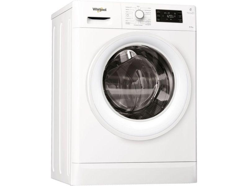 Whirlpool FWDG86148W FR