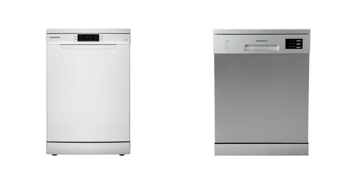 comparatif thomson tdw 60 wh vs thomson tdw 6047 | lave vaisselle