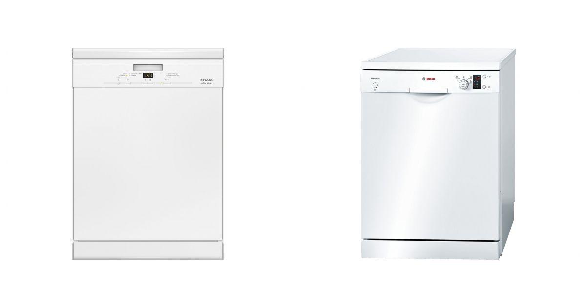 Comparatif miele g 4922 extra clean vs bosch sms40d92eu - Comparatif lave vaisselle bosch ...