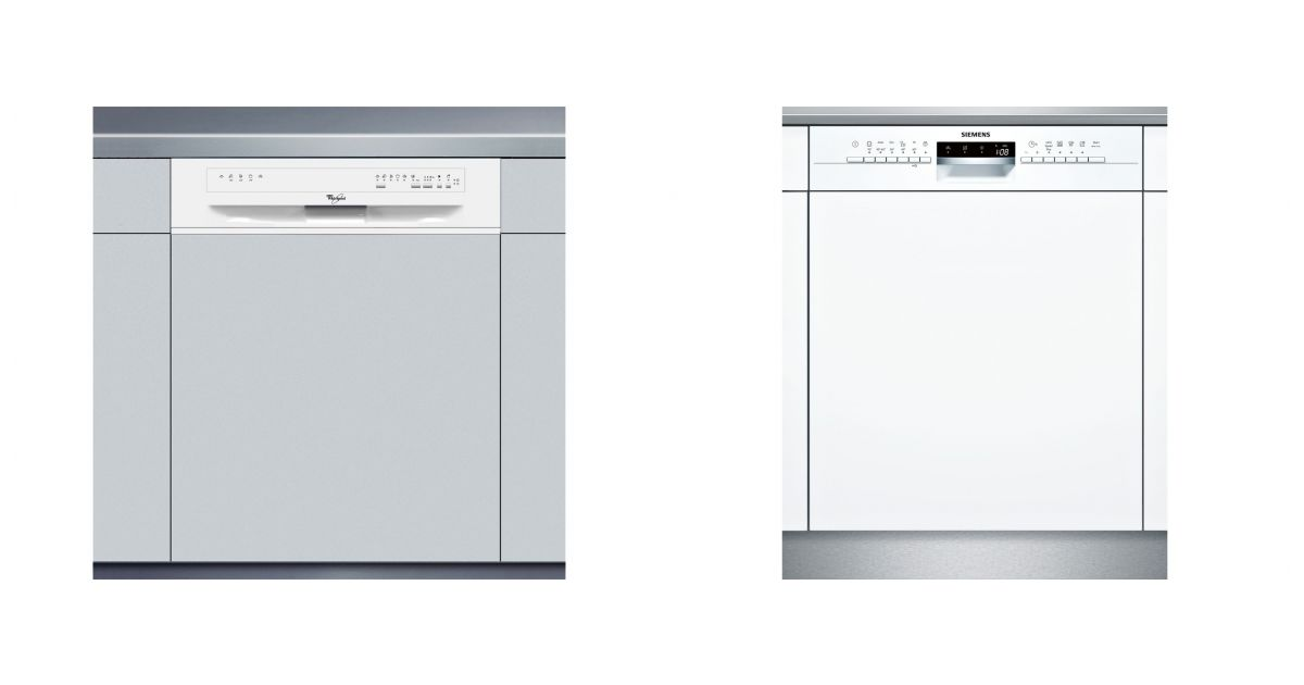 comparatif whirlpool adg5720wh vs siemens sn536w02ge. Black Bedroom Furniture Sets. Home Design Ideas