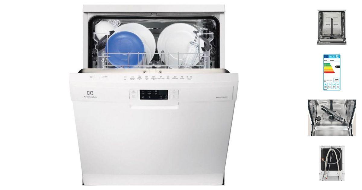 electrolux esf6519low lave vaisselle. Black Bedroom Furniture Sets. Home Design Ideas