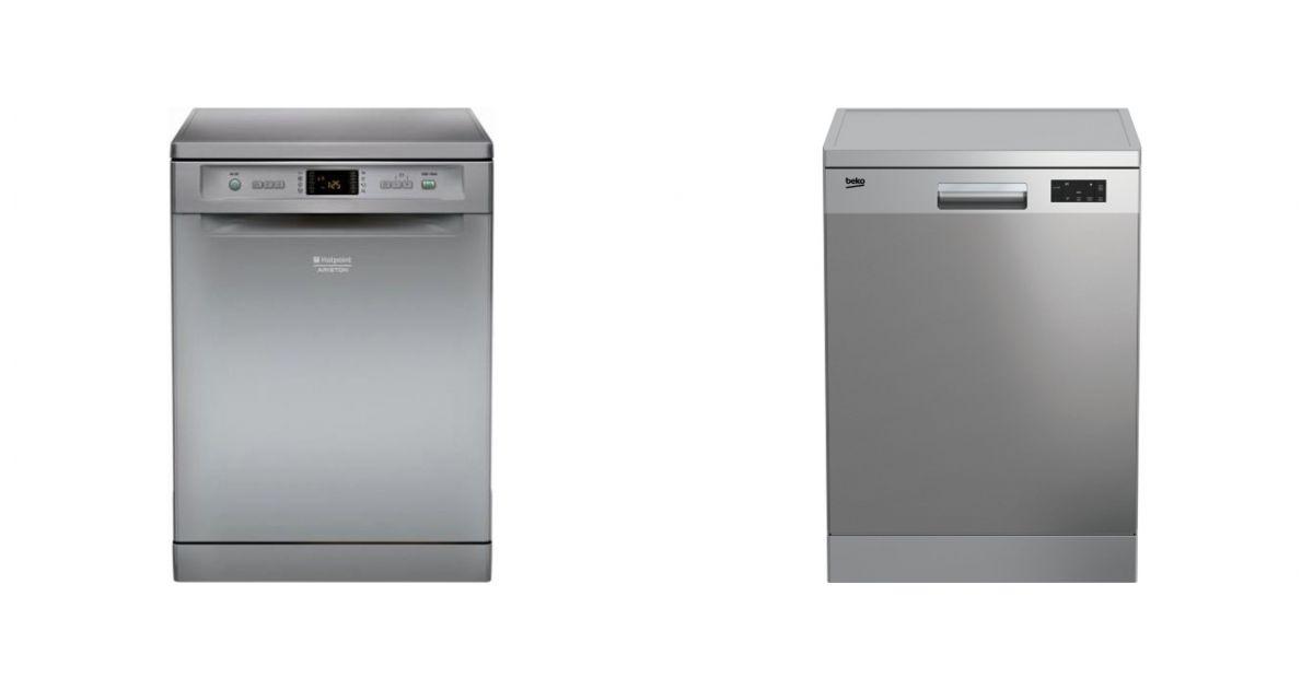 comparatif hotpoint lff 8m124 x eu vs beko dfn16420x lave vaisselle. Black Bedroom Furniture Sets. Home Design Ideas