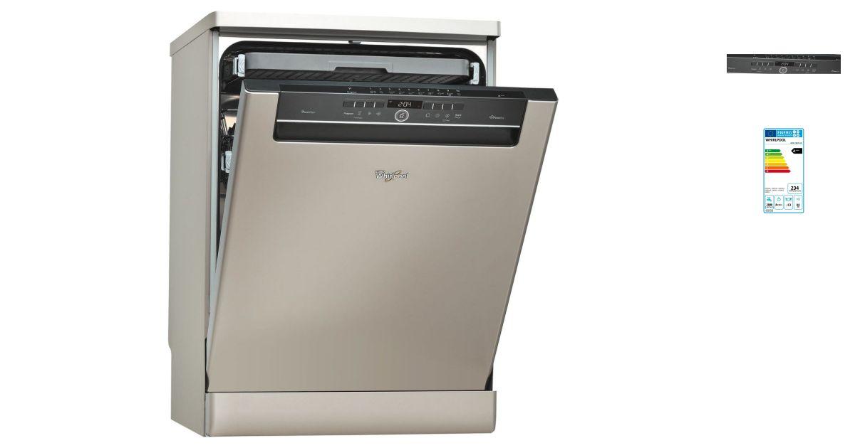 whirlpool adpl 9874 ix lave vaisselle. Black Bedroom Furniture Sets. Home Design Ideas
