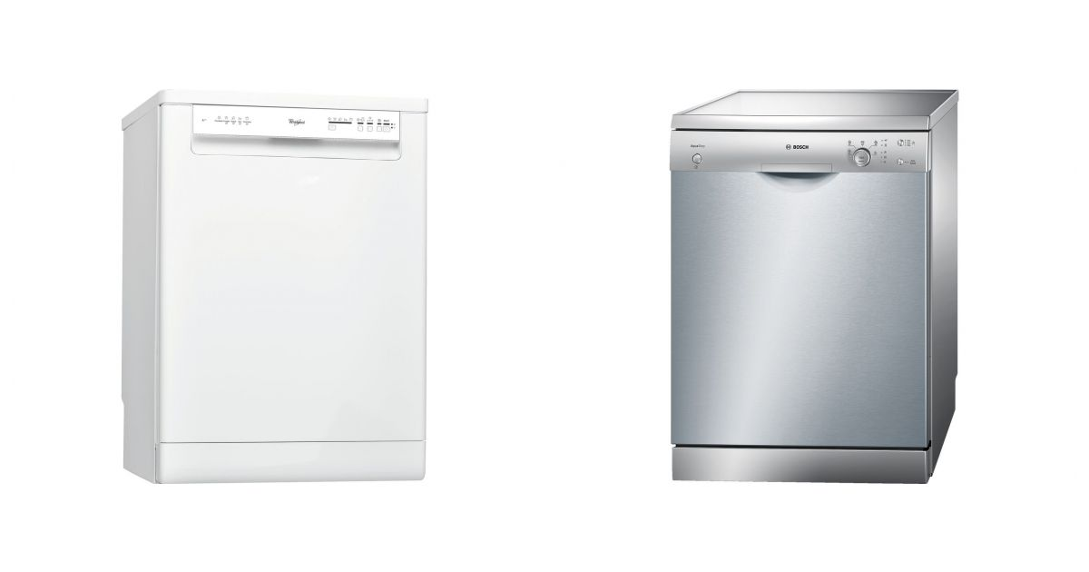 comparatif whirlpool adp 200 wh vs bosch sms50d48eu lave vaisselle. Black Bedroom Furniture Sets. Home Design Ideas