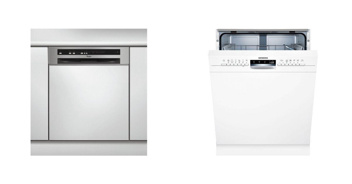 Comparatif whirlpool adg 8100 ix vs siemens sn336w01ge - Lave vaisselle encastrable comparatif ...