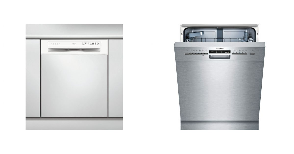 comparatif whirlpool adg 5820 wh vs siemens sn436s00ie. Black Bedroom Furniture Sets. Home Design Ideas