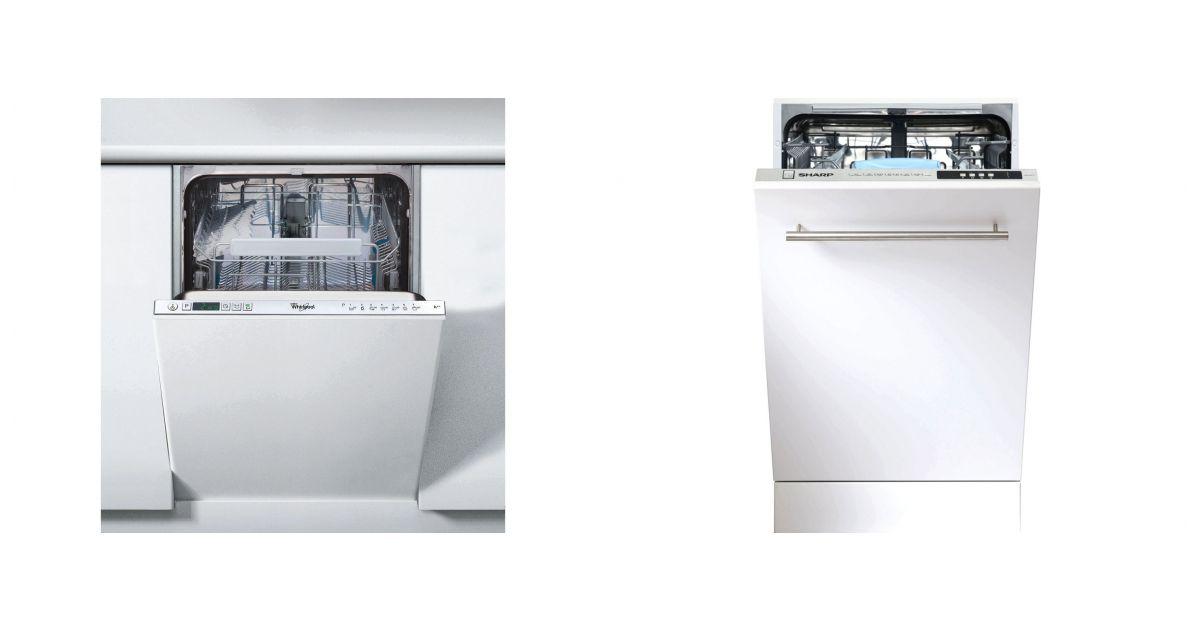 comparatif whirlpool adg402 vs sharp qw s32i471x lave vaisselle. Black Bedroom Furniture Sets. Home Design Ideas