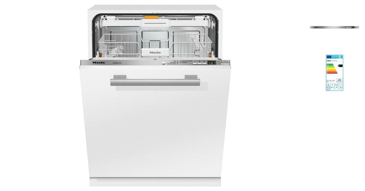 miele g 4997 scvi xxl jubilee lave vaisselle. Black Bedroom Furniture Sets. Home Design Ideas