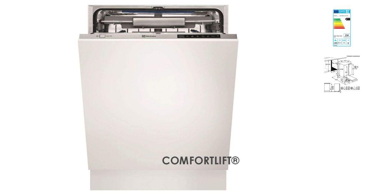 Electrolux Esl7740ra Lave Vaisselle