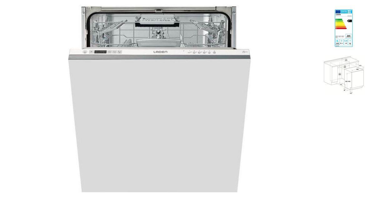 laden aic 3c26 c lave vaisselle. Black Bedroom Furniture Sets. Home Design Ideas