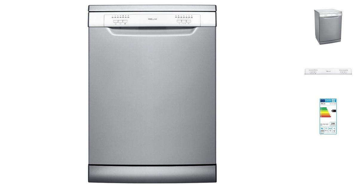 Proline dwp 1247a sl lave vaisselle - Lave vaisselle proline notice ...