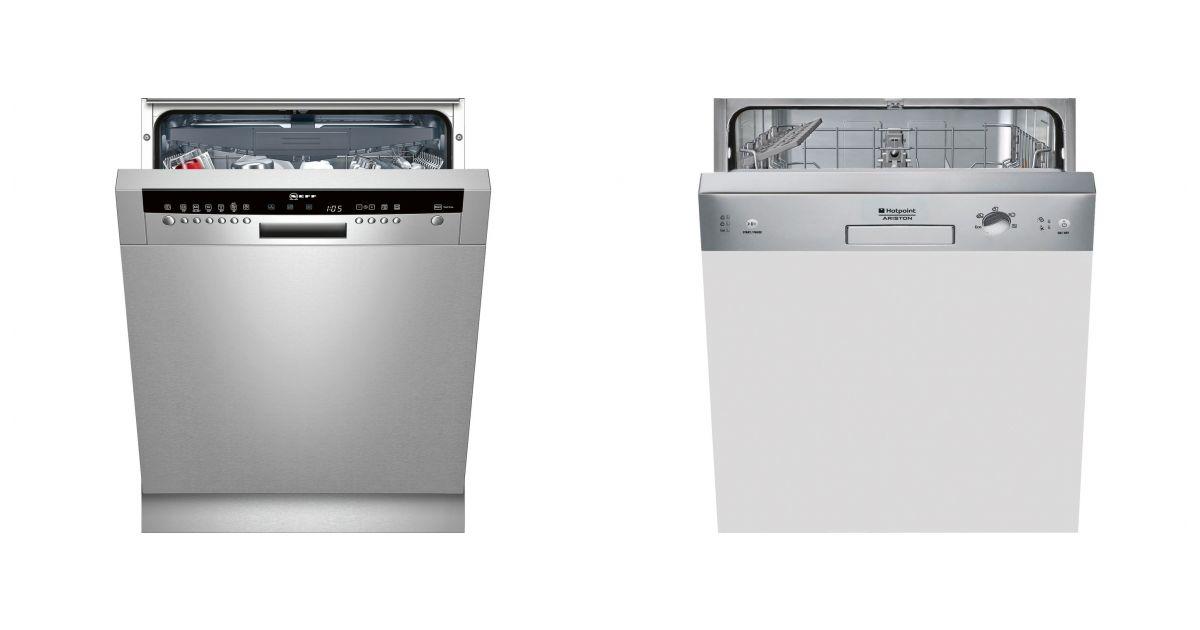 Comparatif neff s21m68n8eu vs hotpoint lsb 5b019 x eu - Lave vaisselle encastrable comparatif ...