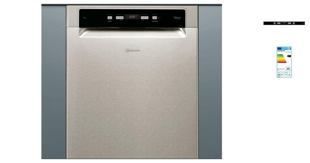 comparatif bauknecht buc 3c26 pf x a vs bosch smi53m46eu lave vaisselle. Black Bedroom Furniture Sets. Home Design Ideas