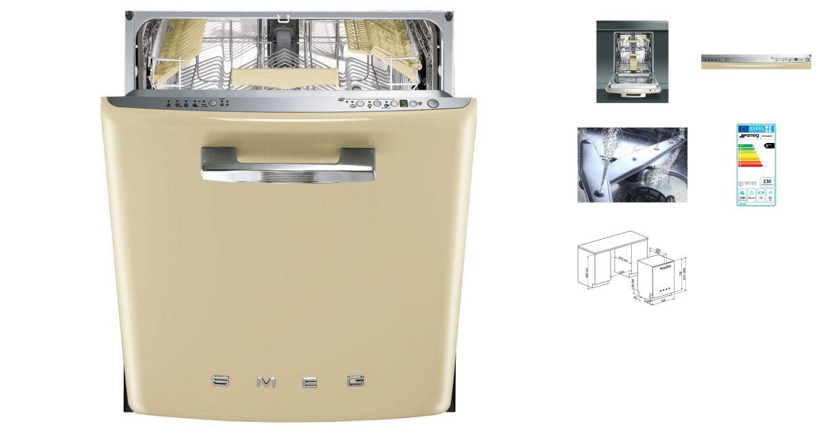 smeg st2fabp2 lave vaisselle. Black Bedroom Furniture Sets. Home Design Ideas