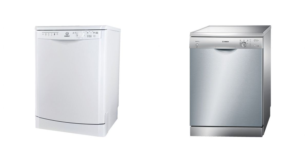 comparatif indesit dfg 15b10 eu vs bosch sms50d48eu lave. Black Bedroom Furniture Sets. Home Design Ideas