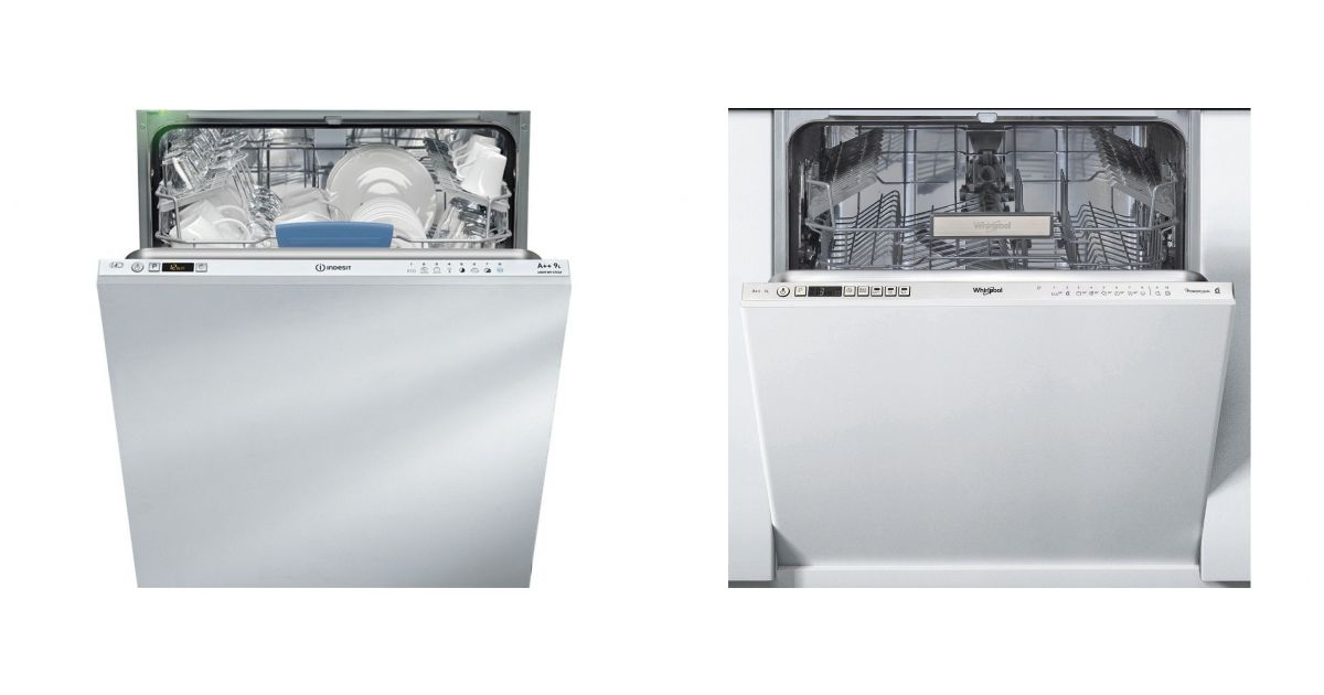 comparatif indesit difp 48t9 al eu vs whirlpool wio 3t1236. Black Bedroom Furniture Sets. Home Design Ideas