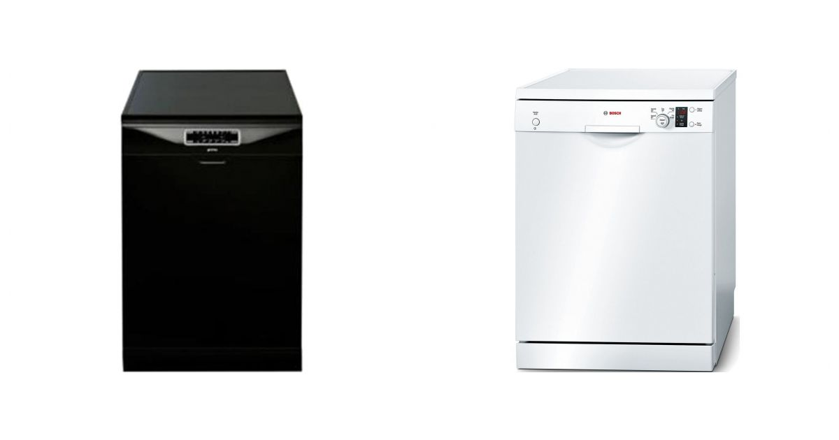 comparatif smeg lvs329n vs bosch sms50d02ff lave vaisselle. Black Bedroom Furniture Sets. Home Design Ideas