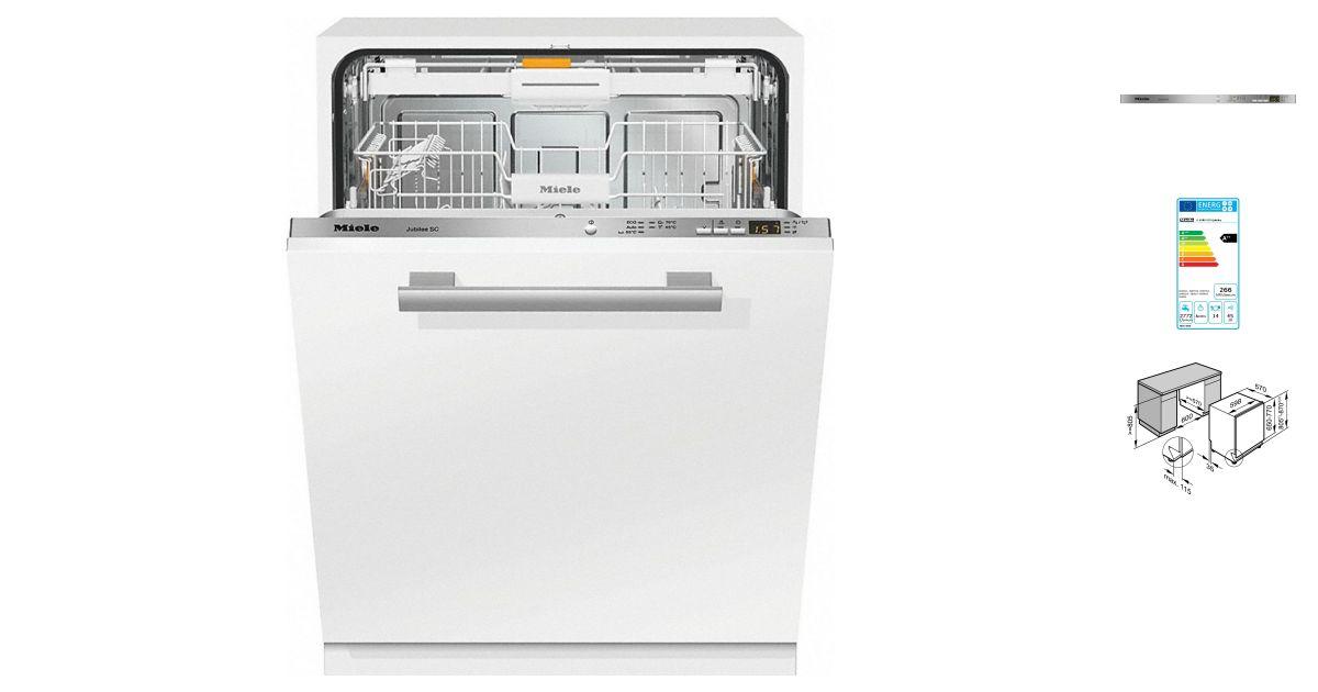 comparatif miele g 4980 scvi jubilee sc vs continental edison celvf1545dis lave vaisselle. Black Bedroom Furniture Sets. Home Design Ideas