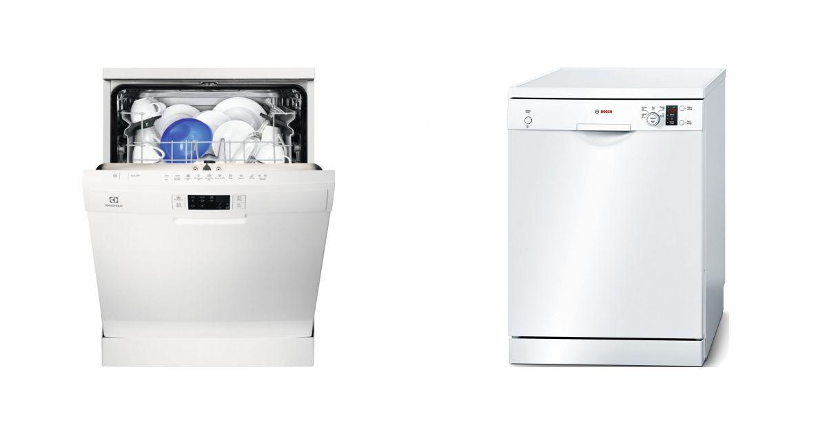 Comparatif electrolux esf5513low vs bosch sms50d02ff - Lave vaisselle encastrable comparatif ...
