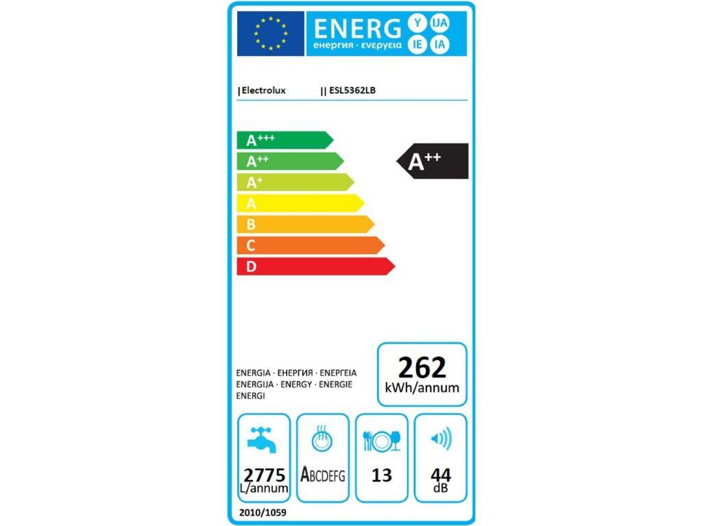 acheter populaire 8b58e e4b78 Electrolux ESL5361LB | Lave vaisselle