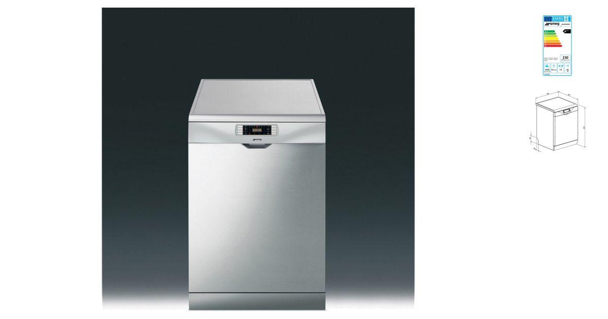 smeg lsa6544x3 lave vaisselle. Black Bedroom Furniture Sets. Home Design Ideas