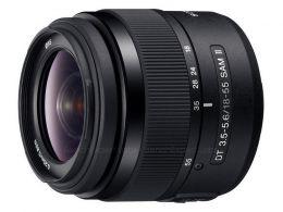 Sony DT 18-55mm F3.5-5.6 SAM II photo 1