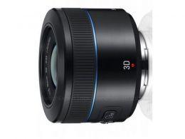Samsung NX 45mm F1.8 2D/3D photo 1