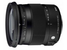 Sigma 17-70mm F2.8-4 DC MACRO OS HSM photo 1