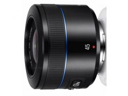 Samsung NX 45mm F1.8 photo 1