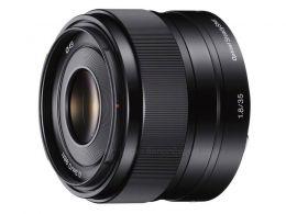 Sony E 35mm F1.8 OSS photo 1