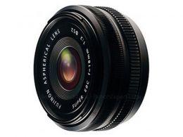 Fujifilm FUJINON XF 18mm F2 R photo 1