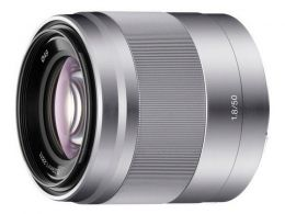 SONY E 50mm F1.8 OSS photo 1