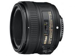 Nikon AF-S Nikkor 50mm f/1.8G photo 1