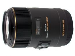Sigma 105mm F2.8 EX DG OS HSM photo 1