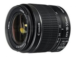 Canon EF-S 18-55mm f/3,5-5,6 IS II photo 1
