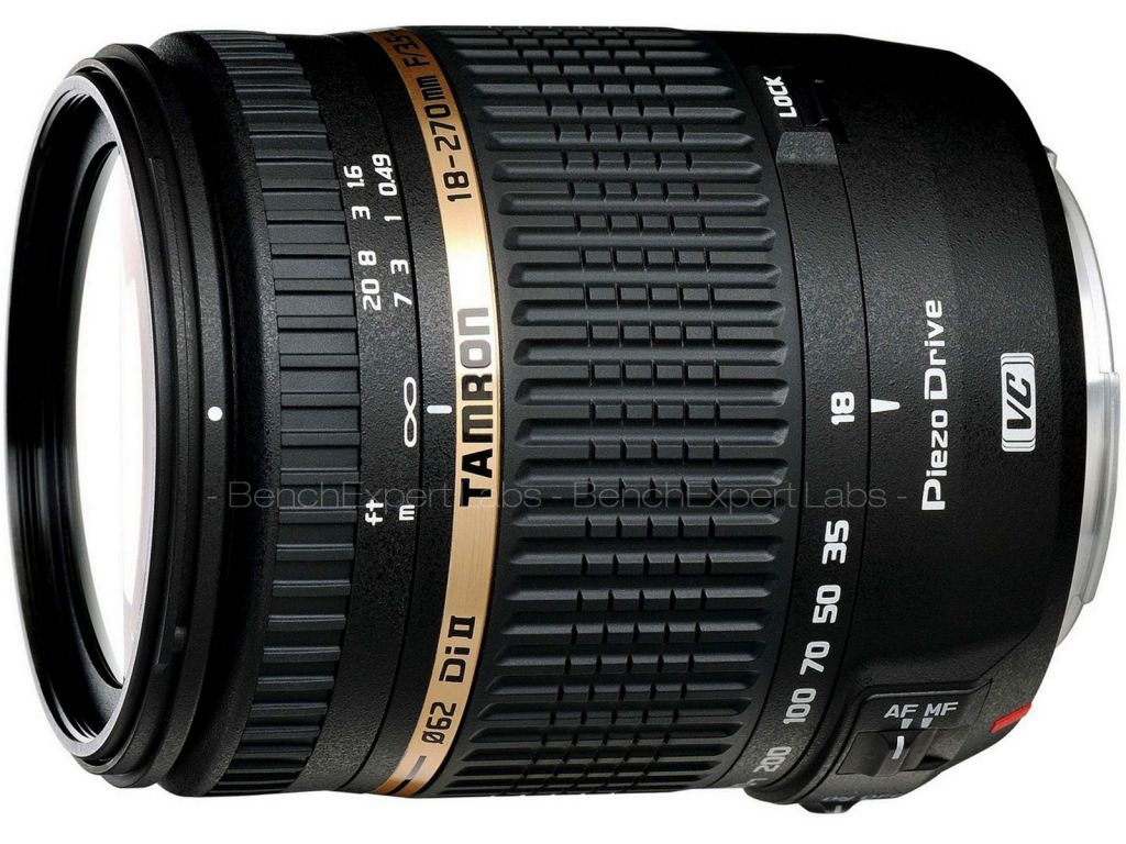 Tamron 18 270mm F 35 63 Di Ii Vc Pzd Objectifs Af For Canon
